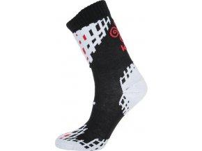 Dámské ponožky KILPI BEATRICE-L Černá