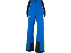 Dámské lyžařské kalhoty KILPI TEAM PANTS-W  Modrá