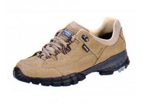 Dámská outdoorová obuv Planika WALKER L Světle hnědá