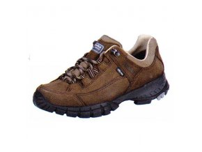 Pánská outdoorová obuv Planika WALKER M Hnědá