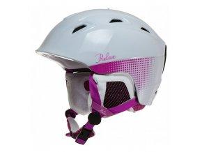 Lyžařská & SNB helma Relax VOLCANO RH20D