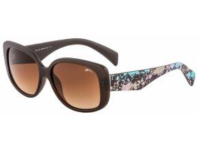 Sluneční brýle Relax Ebon R0313A hnědá
