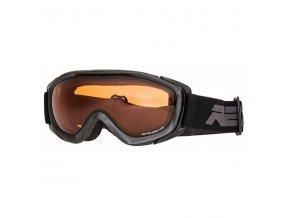 Lyžařské brýle RELAX FELT HTG16L černá