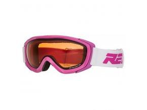 Lyžařské brýle Relax FELT HTG16N růžová