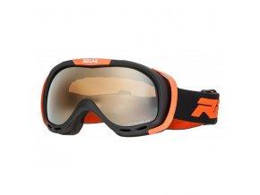 Lyžařské brýle Relax AIRFLOW HTG22K černá