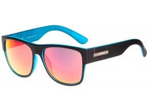 Sluneční brýle Rekax Riduna R2305E černá/modrá