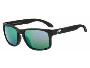 Sluneční brýle Relax Baffin R2320A černá mat