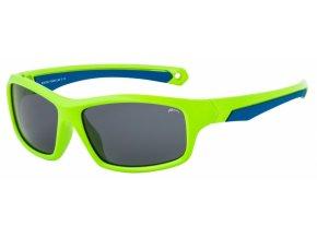 Dětské sluneční brýle Relax York R3076C zelená