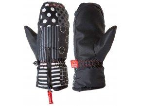 Dětské lyžařské rukavice Relax COSMO RR16C