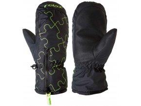 Dětské lyžařské rukavice Relax PUZZYTO RR17A