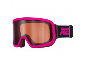Lyžařské brýle Relax PLANE HTG05B matná růžová, černá 18