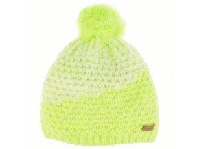 Zimní čepice Relax RKH136A CATRINA Žlutá