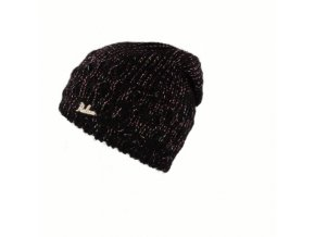 Zimní čepice Relax CHANTALE RKH113D černá