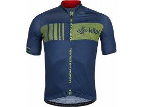 74091 pansky cyklisticky dres kilpi chaser m tmave modra 18