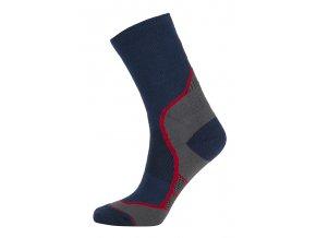 Univerzální outdoorové ponožky KILPI KARITO-U  Tmavě modrá 19