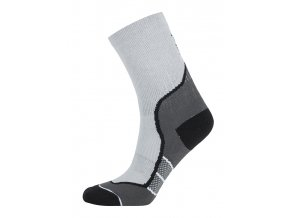 Univerzální outdoorové ponožky KILPI KARITO-U  světle šedá 19