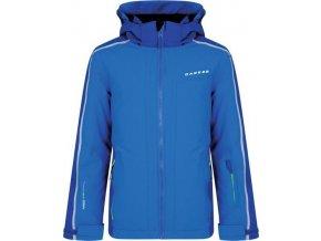 Dětská lyžařská bunda Dare2B DKP336 BEGUILE Modrá