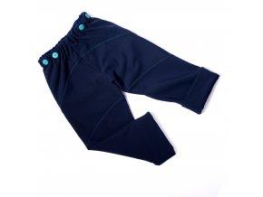 Dětské softshellové kalhoty ADRY Modrá