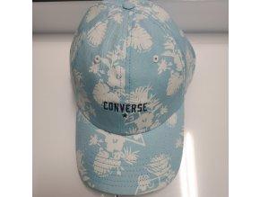Converse kšiltovka 565200 Feather dad světle modrá
