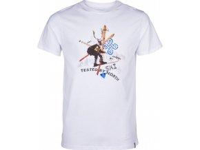 Pánské tričko KILPI APRES-M Bílá