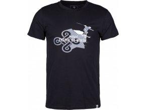 Pánské tričko KILPI MANIAC-M  Černá