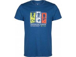 Pánské tričko KILPI MUNIT-M Modrá
