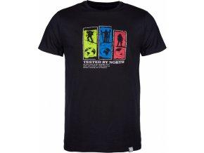 Pánské tričko KILPI MUNIT-M Černá
