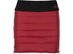 79054 1 damska zateplena sukne kilpi matira w cervena 19