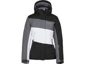 Dámská zimní lyžařská bunda KILPI KALLY-W Černá 19