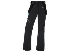 79317 damske lyzarske celorozepinaci kalhoty kilpi team pants w cerna 19