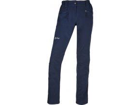 79816 1 damske softshellove kalhoty kilpi manilou w modra 19