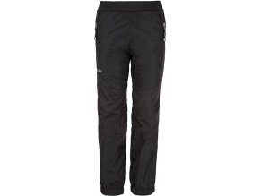80056 detske outdoor kalhoty kilpi jordy j cerna 19