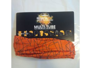 Multifunkční šátek Regatta RMC087 OUTDOOR MIX