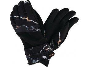 Dámské rukavice Dare2B DWG317 ADULATION Glove Černá
