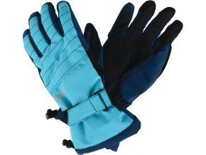 Dámské lyžařské rukavice Dare2B DWG318 OPUS Glove Modrá