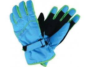 Dětské lyžařské rukavice Dare2B DBG306 FLAG DOWN II. Světle modrá