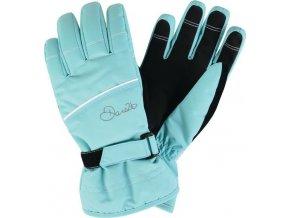 Dětské lyžařské rukavice Dare2B DGG306 HAND PICK II Tyrkysová