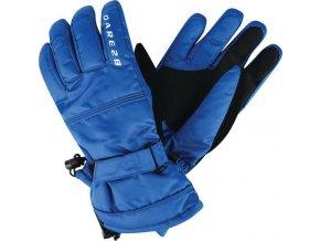 Pánské lyžařské rukavice DARRE2B Summon II Modré