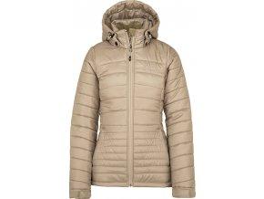 92021 damska zimni bunda kilpi girona w bezova nadmerna velikost