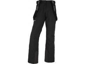 92240 damske lyzarske kalhoty kilpi elare w cerna nadmerna velikost