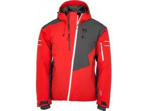 92315 panska lyzarska bunda kilpi asimetrix m cervena 19 nadmerna velikost