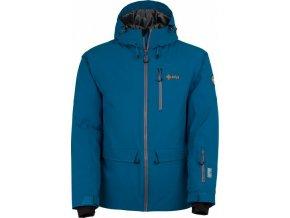 Pánská zimní lyžařská bunda kilpi CLIF-M Modrá 18 (NADMĚRNÁ VELIKOST)