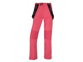 92567 damske softshellove kalhoty kilpi dione w ruzova 19 nadmerna velikost
