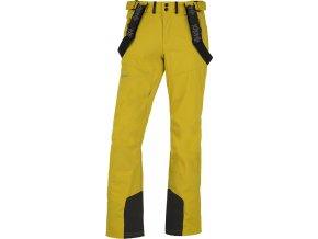 92582 panske softshellove kalhoty kilpi rhea m zluta nadmerna velikost