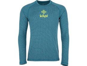 Pánské funkční tričko KILPI FLIN M Modrá 19
