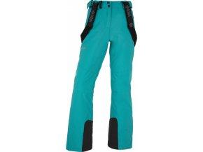 92630 damske lyzarske kalhoty kilpi elare w elare w tyrkysova 19 nadmerna velikost
