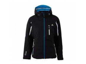 Dámska lyžiarska bunda Dare2B DWP154 UPSCALE Čierna (Farba Čierna, Veľkosť 42)