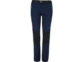 93023 1 damske outdoorove kalhoty kilpi hosio w modra 19