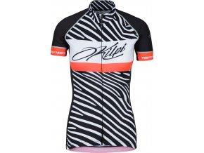 93308 damsky cyklisticky dres kilpi wild w cerna 19