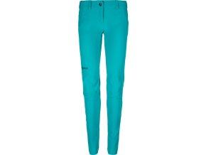 93440 damske outdoor kalhoty kilpi umberta w tyrkysova 19